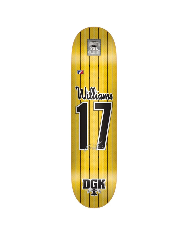 DGK DGK DECK O.G. STEVIE WILLIAMS 8.25