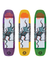 Welcome Skateboards BACTOCAT ON WORMTAIL  8.4