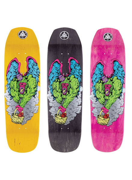 Welcome Skateboards FLYING APE ON BANSHEE 9.0 (FLYBAN9GNST)