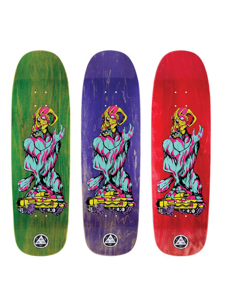 Welcome Skateboards WARREN PEACE ON GOLEM 9.25 (WARRGOLESTAI)