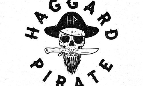 HAGGARD PIRATE