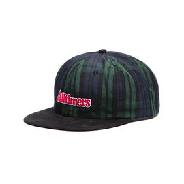 ALLTIMERS BASEMENT HAT NAVY/BLACK