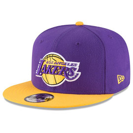 LOS ANGELES LAKERS 2TONE SNAPBACK