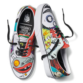 Vans DISNEY HALLOWEEN TOWN ERA