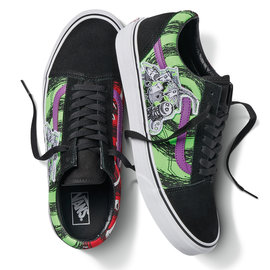 Vans DISNEY LOCK, SHOCK, AND BARREL OLD SKOOL