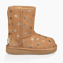 UGG CLASSIC WEATHER SHORT STARS II