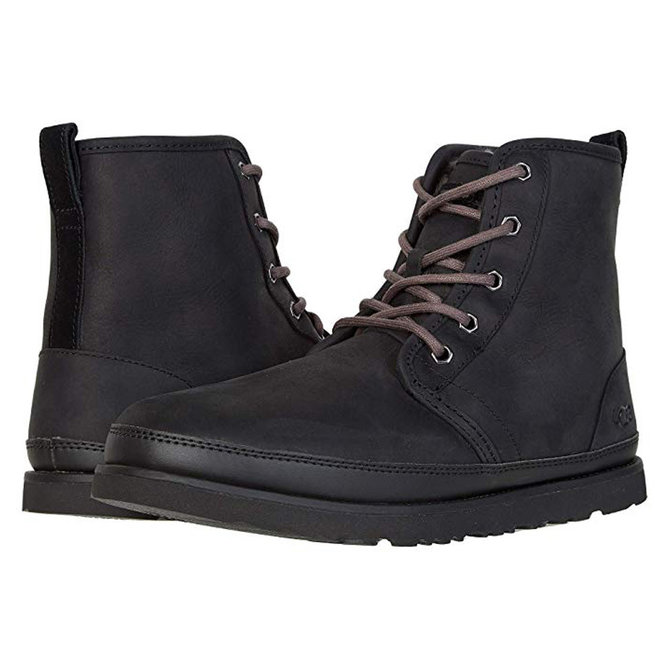 UGG HARKLEY WEATHER BLACK TNL
