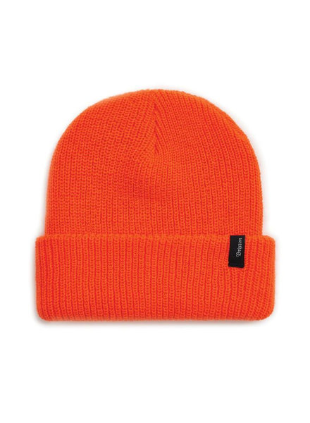 Brixton BEANIE CRAIG POM ORANGE