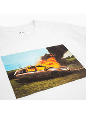WKND WKND T-SHIRT VAN ON FIRE