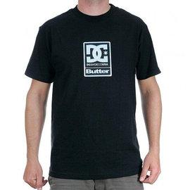 DC DC X BUTTER GOODS BADGE T SHIRT