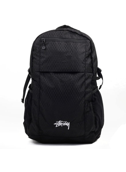Stüssy DIAMOND RIPSTOP BACKPACK BLK