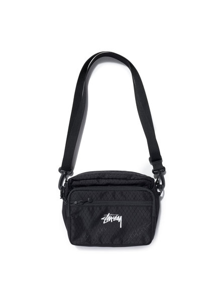 Stüssy Black Diamond Ripstop Shoulder Bag