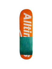 ALLTIMERS TRACE LOGO DECK ORG 8.1