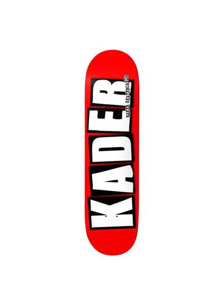 Baker Kader Sylla Logo Deck 8.0