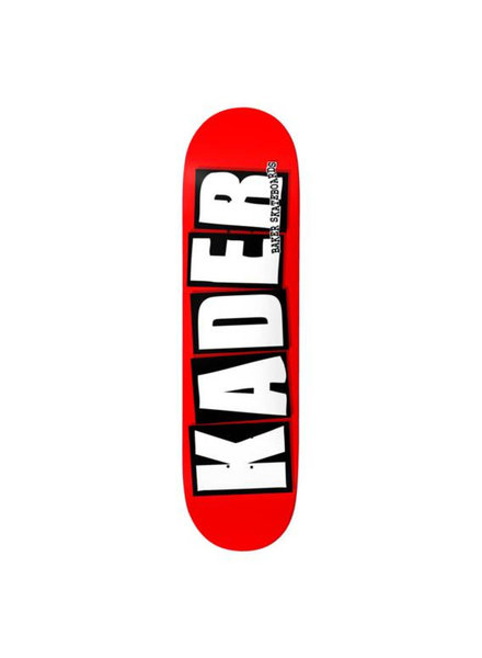 Baker Kader Sylla Logo Deck 9.0