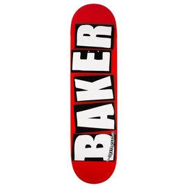 Baker Brand Logo Deck 8.125