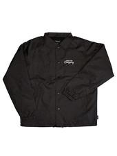 Brixton Jacket Ditmar Windbreaker Black