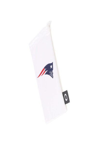Oakley NFL New England Microbag White