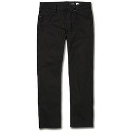 Volcom Solver Denim Black on Black Pant