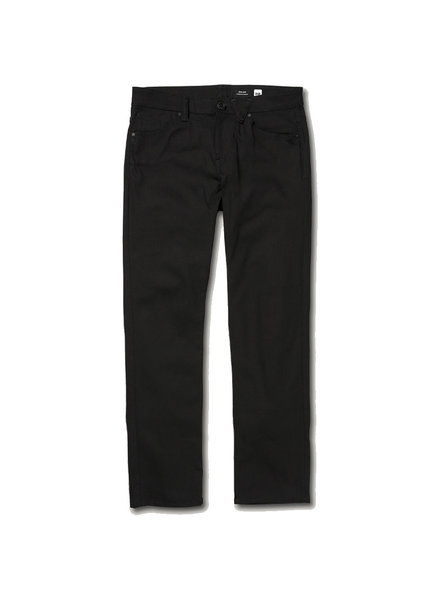 Volcom Solver Denim Black on Black Pant