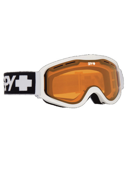 SPY Cadet Snow Goggle Matte White