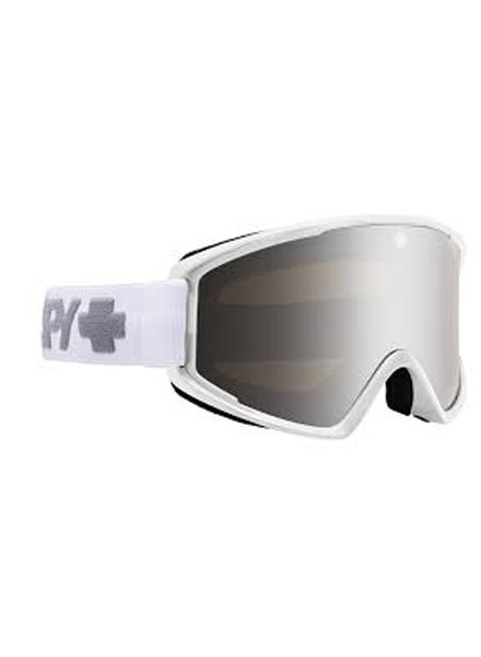 SPY Crusher Elite Snow Goggle Matte White