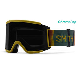 Squad XL Snow Goggles w/ Spray Camo Frame