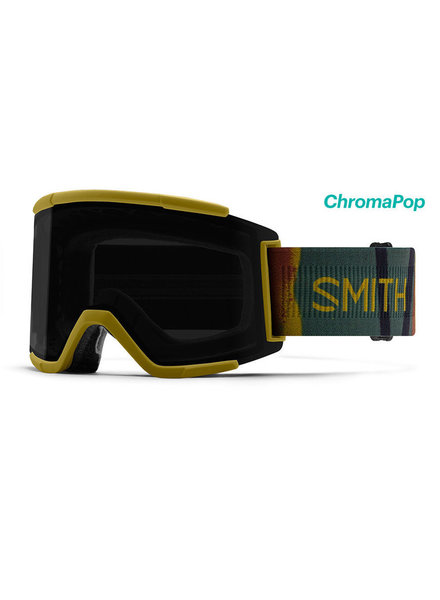 SMITH Squad XL Snow Goggles w/ Spray Camo Frame