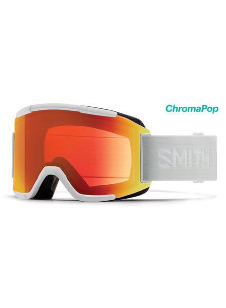 SMITH Squad Snow Goggles w/ White Vapor Frame