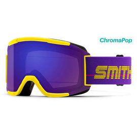 Squad Snow Goggles w/ Yellow 93' Frame