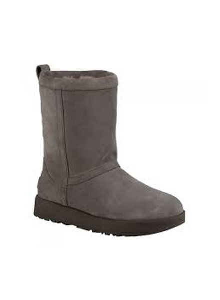 UGG Classic Short Waterproof Boot Metal