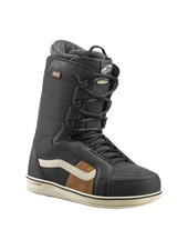 Vans Mens HI - Standard Pro Black / Off-White Snowboard Boot