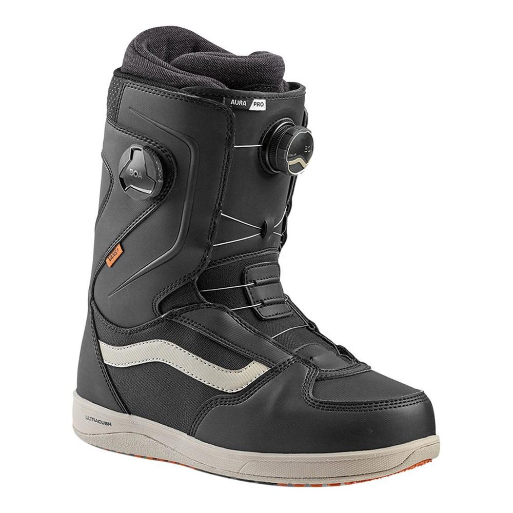 Vans Mens Aura Pro Black/ Cashmere Snow Boot