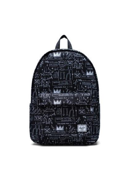 HERSCHEL Classic XL 600D Poly Basquiat Beatbop Backpack