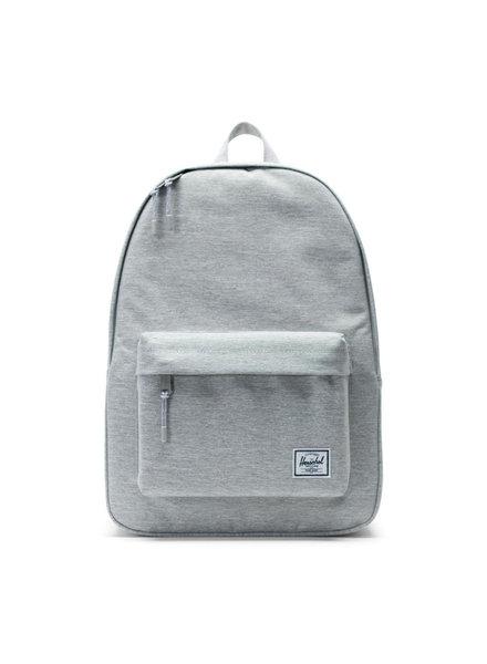 HERSCHEL Classic  600D Poly Light Grey Backpack