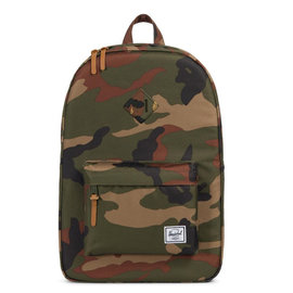 HERSCHEL Heritage 6D Woodland Camo Backpack