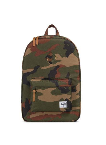 HERSCHEL Heritage 6D Woodland Camo Backpack