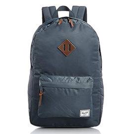 Heritage Nylon Navy Backpack