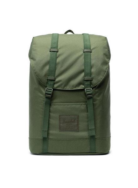 HERSCHEL Retreat Light 300D Poly Cypress Backpack