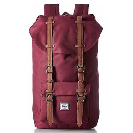 HERSCHEL Retreat 6D Poly Windsor Wine Backpack