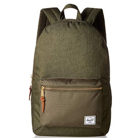 Settlement 600D Poly Olive Night Crosshatch/Olive Night Backpack
