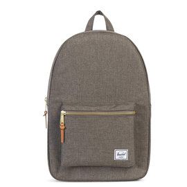 HERSCHEL Settlement 600D Poly Canteen Crosshatch Backpack