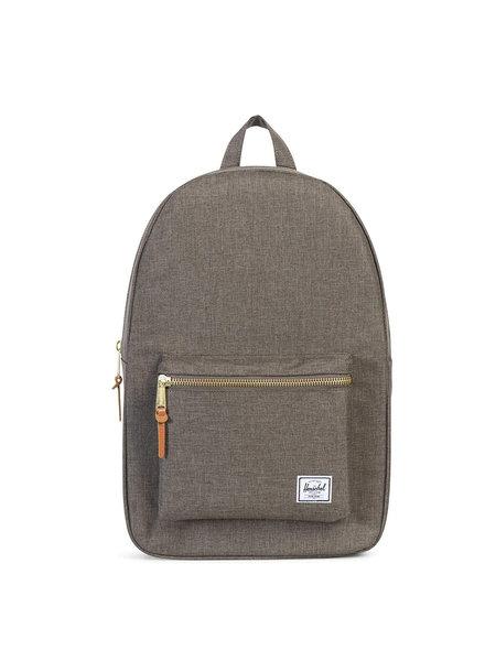 HERSCHEL Settlement 600D Poly Canteen Crosshatch Backpack