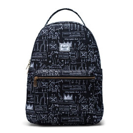 HERSCHEL Nova Mid Volume Basquiat Beat Bop Backpack