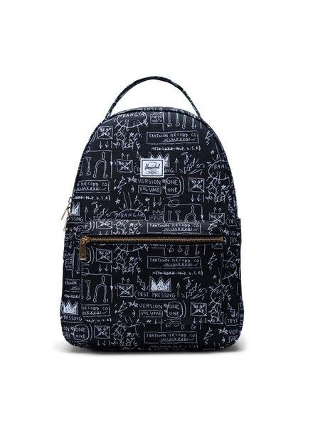 HERSCHEL Nova Mid Volume Basquiat Beat Bop Backpack