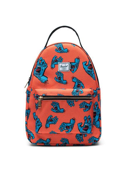 HERSCHEL Nova Small 600D Poly Firecracker Backpack