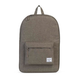 Classic 6D Poly Canteen Crosshatch Backpack