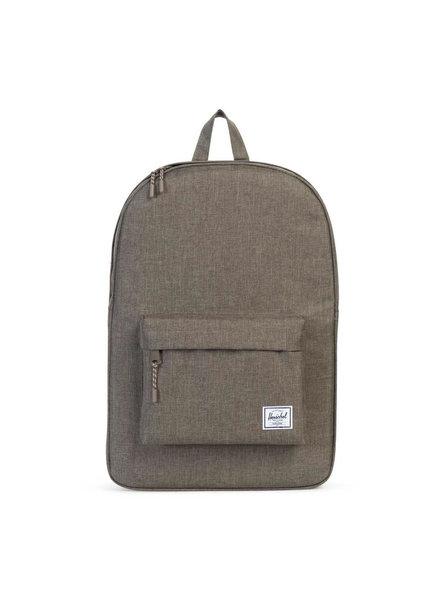 HERSCHEL Classic 6D Poly Canteen Crosshatch Backpack