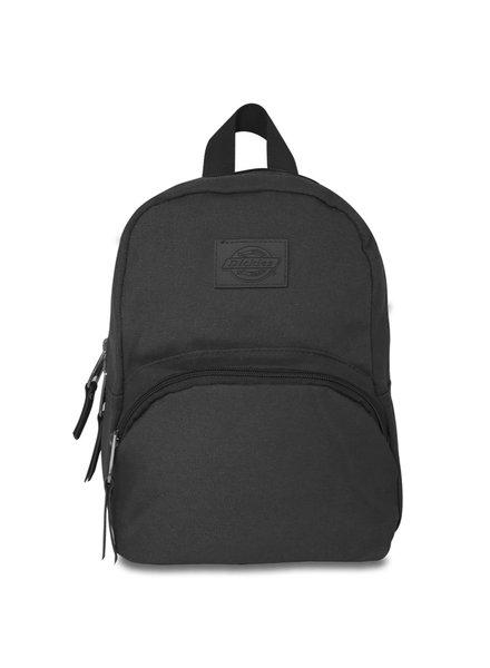 DICKIES Mini Black Canvas Backpack