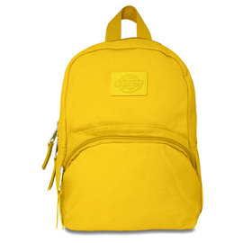 DICKIES Mini Yellow Canvas Backpack